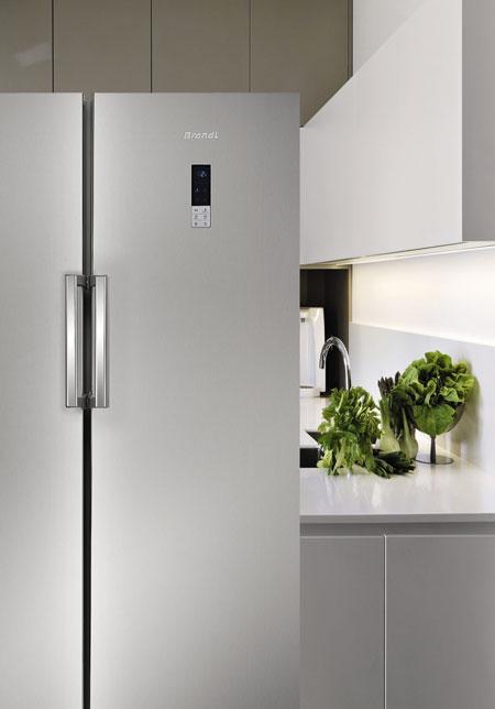 Réfrigérateur double-porte ambiance Brandt