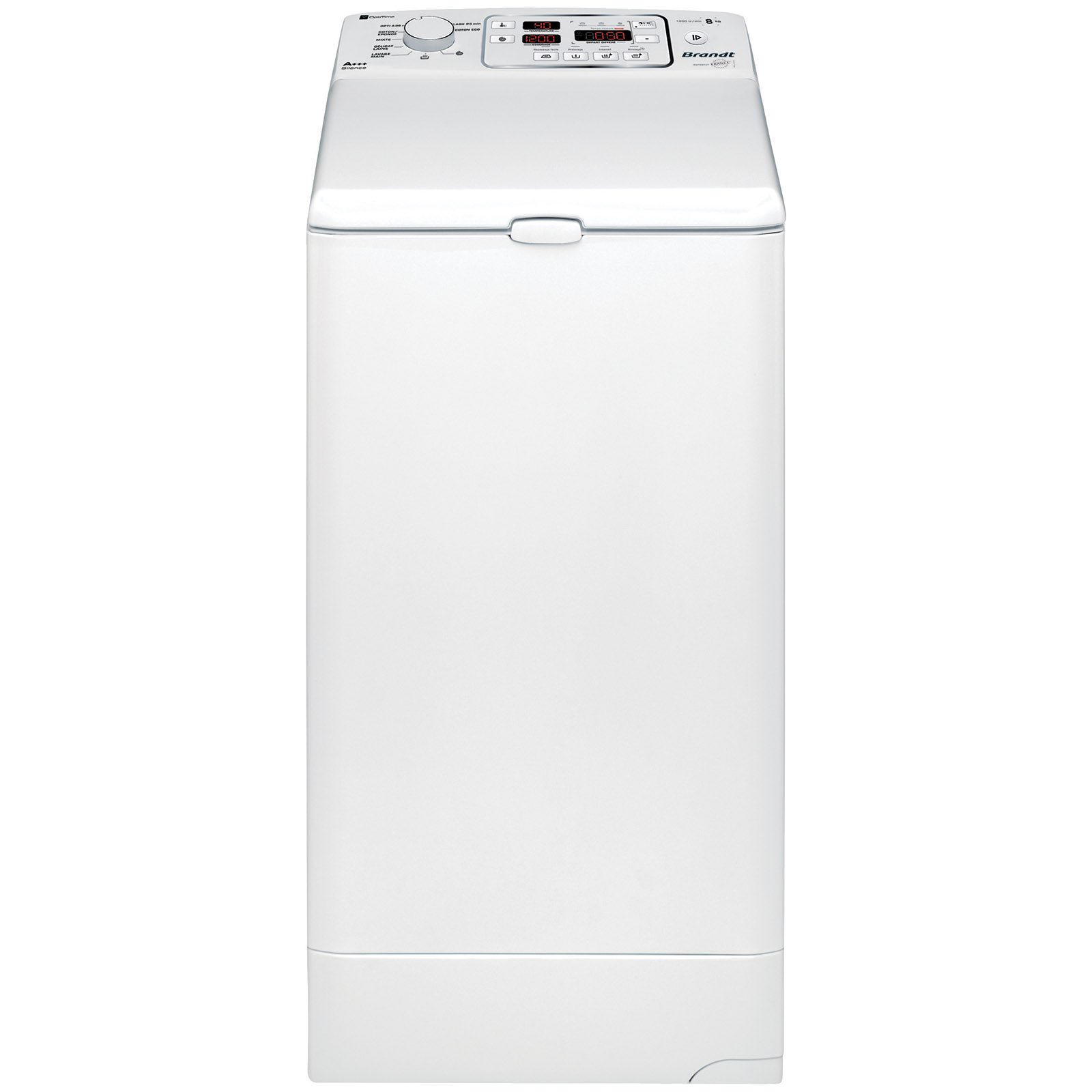 Best Top Loading Washing Machine >> Laundry care | Brandt Electroménager