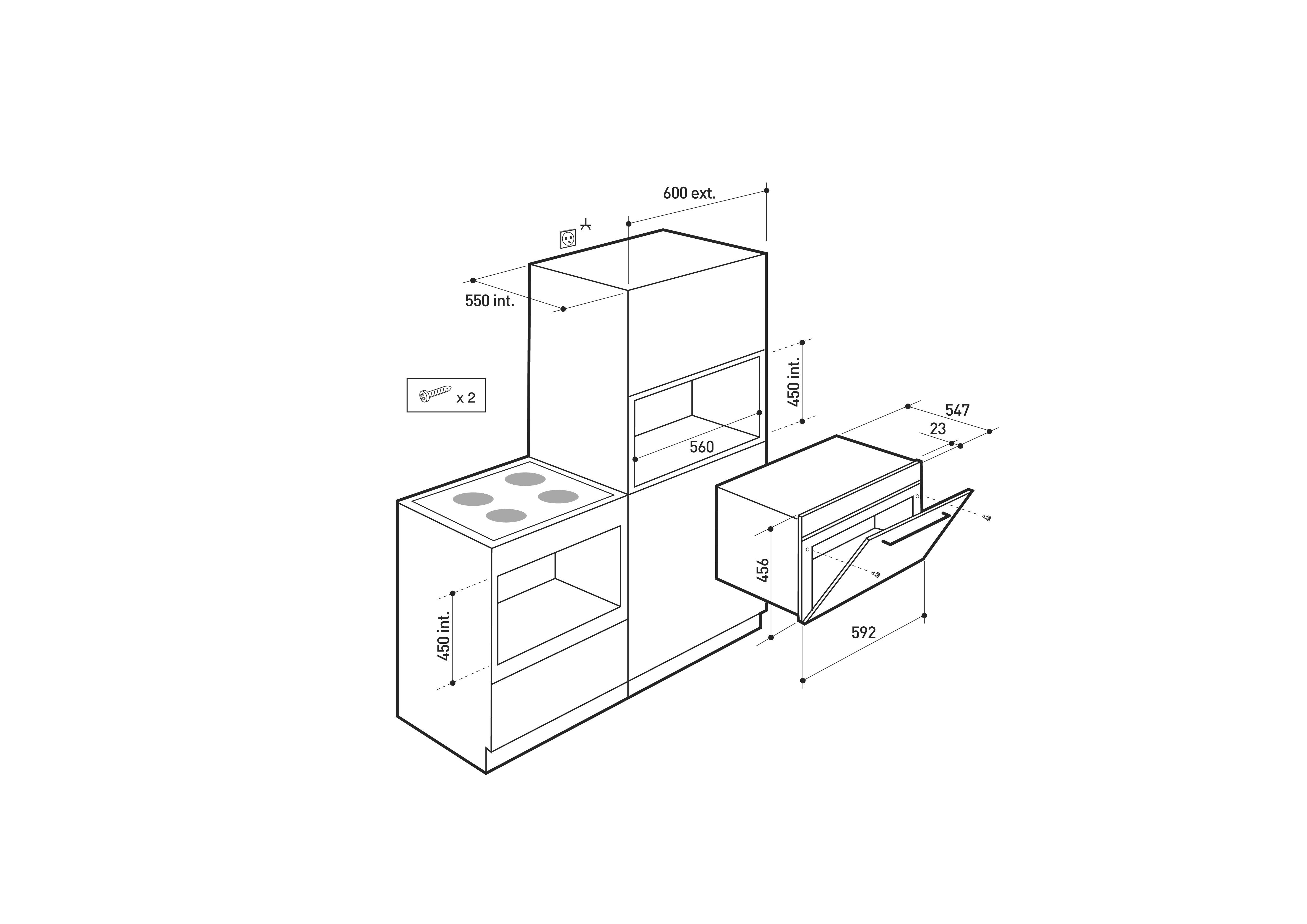 built-in microwave me1245m