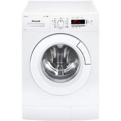 front loading washing machine BWF612WWE