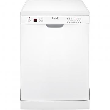 Free-standing dishwasher dfh12127w brandt electroménager.