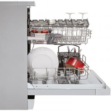 free-standing dishwasher dfh13524x - brandt electroménager